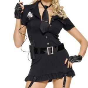 2/$20 Women Cop Halloween Costume